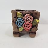 꽃이다공방 명품 수제화분 #5586|