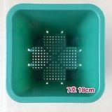 녹색 사각플분(7호)|