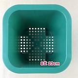 녹색 사각플분(8호)|