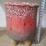 흙이랑수제다육화분 수제화분 그림분109|
