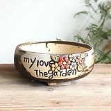 (연꽃그릇) 정원사랑대품 수제다육화분 |