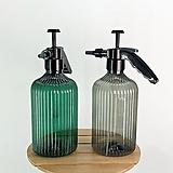 자동 압축 물조리개 (2ℓ) 화분 자동 분사 물주기 물조루|