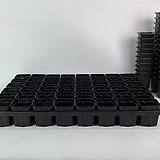 48구 플라스틱 화분 연결 트레이 물결 플분 1호|