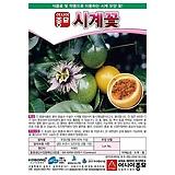 (아시아종묘/종자씨앗) 시계꽃(패션플루트)(10립) 