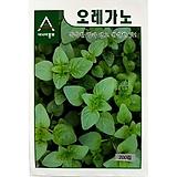 (아시아종묘/종자씨앗) 오레가노(200립) 