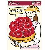 (아시아종묘/종자씨앗) 패랭이꽃(1000립) 