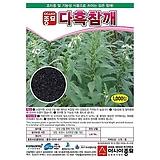 (아시아종묘/참깨종자씨앗) 다흑(검정참깨)(1000립) 