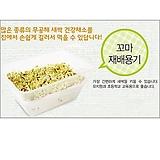 (아시아종묘/재배기) 꼬마재배용기 