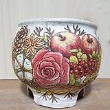 소향 수제화분 가을열매-112 