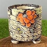 국산수제화분 도향194(오렌지)|