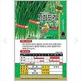 부추씨앗 시끼도리 부추 450g|