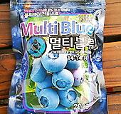 [진아플라워] ▶ 25. 멀티블루 식물영양제 블루베리 전용비료 |Myrtillocactus geometrizans cv. fukurokuryuzinboku