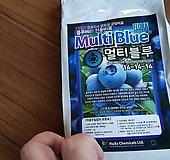 멀티블루 (1kg)블루베리전용비료/영양제/활력제/비료/영양공급/녹색잎/동양란/서양난/분재류/관엽류/실내정원|Myrtillocactus geometrizans cv. fukurokuryuzinboku