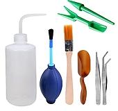 다육이 케어용품 세트(9 in 1)♥1세트에 9가지 툴이 들어있어요.♥다육 케어 관리 분갈이|