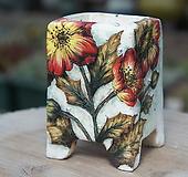 노란나비수제화분325|Handmade Flower pot
