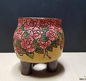 마멜 수제화분 Handmade Flower pot