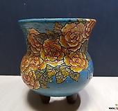 마멜수제화분 Handmade Flower pot