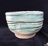 납짝단단국산수제화분-3474|Handmade Flower pot