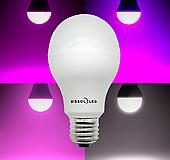 빛솔 식물성장등 led 식물생장용 전구 엘이디|
