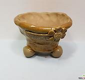 꽃이다공방 환원수제화분 #2312|Handmade Flower pot