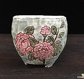 국산수제화분-5761|Handmade Flower pot