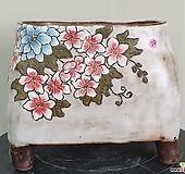 날개 수제 화분 39 (대품화분)|Handmade Flower pot