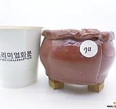 수제화분(반값특가) 711|Handmade Flower pot