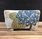 최고급작가 국산수제화분-8624|Handmade Flower pot
