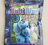♥블루베리 전용비료 ♥멀티블루 식물영양제(200g)|