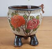 수제화분4696|Handmade Flower pot