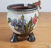 수제화분4698|Handmade Flower pot