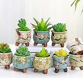 수제화분 바람꽃(9color) Handmade Flower pot