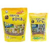 다육이애2L/5.5L/배양토/분갈이흙/마사토/명품흙/상토/부엽토/난석/거름/퇴비/흙/혼합토/다육식물전용흙/다육이흙|