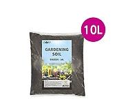 가드닝소일10L/분갈이흙/정원혼합토/배양토/상토/용토/정원흙/도시정원애상토/퇴비/마사토/다용도흙|