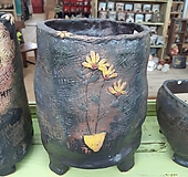 해량수제화분|Handmade Flower pot
