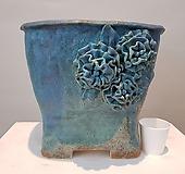 해진분/특대/작가K수제화분/해진도예/꽃/071802|Handmade Flower pot