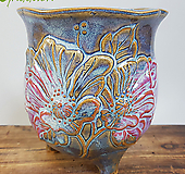 ★국산수제화분★013149|Handmade Flower pot