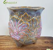 ★국산수제화분★013252|Handmade Flower pot