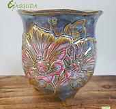 ★국산수제화분★013702|Handmade Flower pot