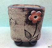 수제화분B 4009|Handmade Flower pot