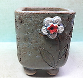 수제화분B 4013|Handmade Flower pot