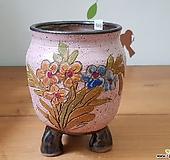 수제화분5168|Handmade Flower pot