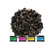 블랙마사토1L/세척마사토/마사토/난석/화산석/적옥토/녹소토/흙/배양토/비료/상토/용토|