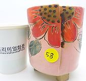 수제화분(반값할인) 58 Handmade Flower pot