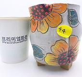 수제화분(반값할인) 44 Handmade Flower pot