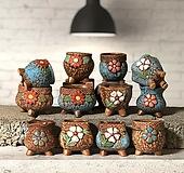 수제화분 토리2(미니분) Handmade Flower pot