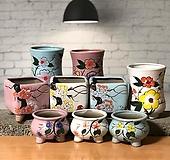 수제화분 달보드레 Handmade Flower pot
