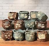 수제화분 토리4(미니분)|Handmade Flower pot