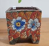 수제화분5857 Handmade Flower pot