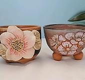 수제화분165(록운-미니화분세트)|Handmade Flower pot